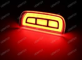 16 honda civic sedan led bumper reflector rear marker lights