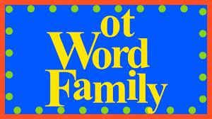 the ot word family youtube