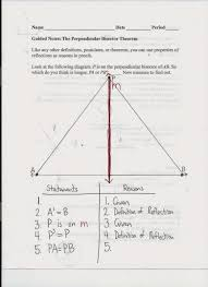 Segment Addition Postulate Worksheet Geometry Common Style Lesson 4 5 The Perpendicular