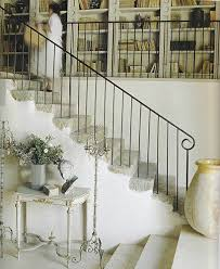 Iron Grill Design For Stairs 47 Stair Railing Ideas Decoholic