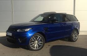 land rover svr price range rover sport svr car4rent