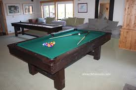 Dining Tables  American Heritage Pool Table Reviews Dining Room - Combination pool table dining room table