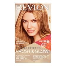 frosted hair color rev frst glw highlght hon size 1ct revlon color effects frost
