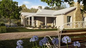 the glenelg a signature country home by hensley park homes