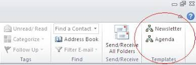 10 timesaving tricks for working with outlook message templates