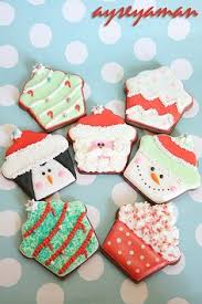 how to make cute cupcake cookies great tutorial by lilaloa