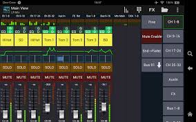 mixing station xm32 pro android apps on google play