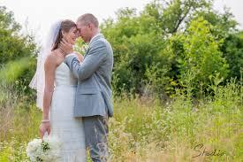 joe and erica are married backyard outdoor wedding studio re