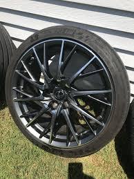 oem tires lexus es 350 mo fs lexus rcf oem hand polished wheels u0026 tires clublexus