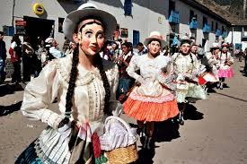 just in 6 new active adventures into the cultural of peru