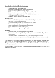 Paralegal Job Description Resume Photographers Job Description Business Itinerary Templates Sample