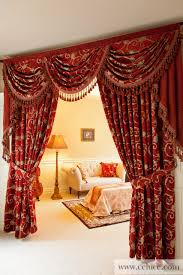 Royal Velvet Curtains Mesmerizing Red Velvet Valance 9 Red Velvet Waterfall Valance