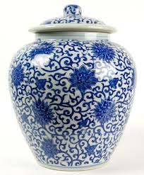blue white chinese porcelain vases porcelain jars porcelain