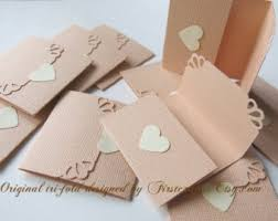 mini note cards mini cards small cards gray cards tri fold