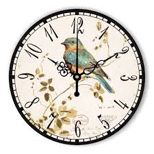 aliexpress com buy antique home decor wall clock with silent