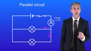 gcse physics revision current in parallel circuits youtube