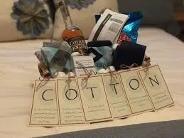anniversary gifts for the cotton anniversary gift for him anniversary gifts