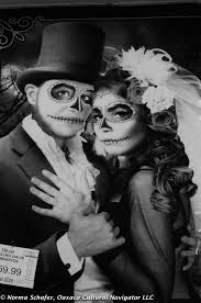 Day Of The Dead White Is Mexico U0027s Day Of The Dead Like Halloween Muertos Photos In
