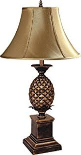 Pineapple Buffet Lamp by Crestview Collection Cvatp987 Palm Coast Table Lamp Pineapple