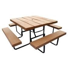 plastic picnic tables commercial plastic picnic tables for sale