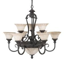 yosemite home decor verona collection 12 light sienna bronze