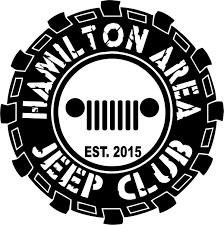 jeep logo drawing hajc hamilton area jeep club ontario federation of four wheel