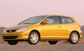 vintage honda civic honda civic si first drive review reviews car and driver