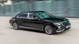 mercedes maybach s500 2018 mercedes s class facelift can you spot the changes