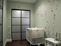 easy baby nursery ideas room with brown furniture idolza