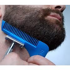amazon com beard bro pc1 beard shaping tool for perfect lines