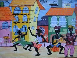 cuban street dancers by marinanna