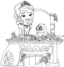 28 sofia the first coloring pages games coloring pages amazing