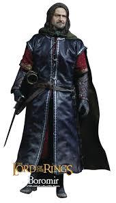Lord Rings Halloween Costume Jun178068 Lord Rings Boromir 1 6 Af Rooted Hair