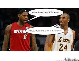 Kobe Memes - kobe lebron by kdoggy125 meme center