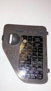 Dodge Ram 1500 Dash Fuse Box Removal Used Ram 3500 Dash Parts For Sale Page 7