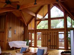 Cedar Wood Walls by Awesome Nice Design Of The Cedar Interior Walls That Has White