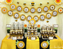 Bumble Bees Birthday