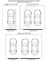size of 2 car garage garage door two car garage size garages built addedsmallest door