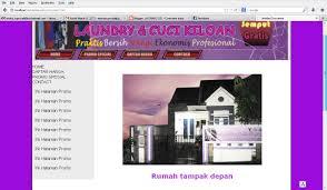 cara membuat halaman utama web dengan php cara membuat create a website dengan with php dream weaver