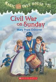 civil war thanksgiving civil war on sunday by mary pope osborne scholastic