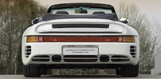porsche 959 price this one off porsche 959 convertible is on sale in a small town in
