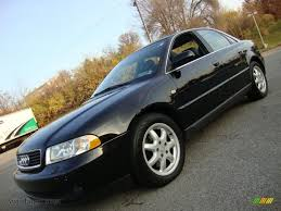 99 audi a4 2 8 quattro 1999 audi a4 2 8 quattro sedan in brilliant black 314097 auto