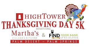 martha s kitchen thanksgiving day 5k palm desert ca