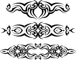 tribal band designs design and ideas leather
