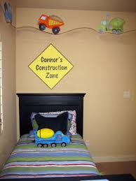 Decor For Boys Room Best 25 Construction Bedroom Ideas On Pinterest Boys