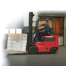 forklifts and rack in washington california oregon idaho