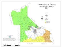 Ga Counties Map Dawson County Board Of Commissioners Dawson County