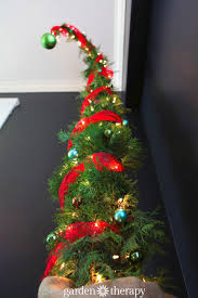 how to make a nine foot grinch tree grinch tree and