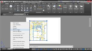 layout en autocad 2015 model layouts in autocad 2016 youtube