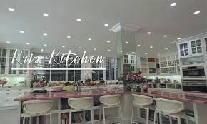 kris aquino kitchen collection look kris aquino shows extravagant kitchen pageone
